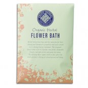 Organic Herbal Flower Bath Blend 12g