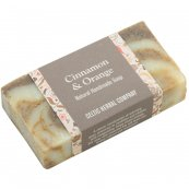 Cinnamon and Orange Soap 110g