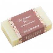 Fragrance Free Soap 110g