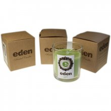 Apple Eden Jar Candle