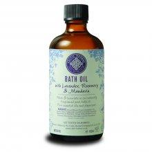 Lavender, Rosemary and Mandarin Bath Oil 100ml
