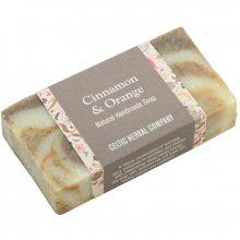 Cinnamon and Orange Soap 110g